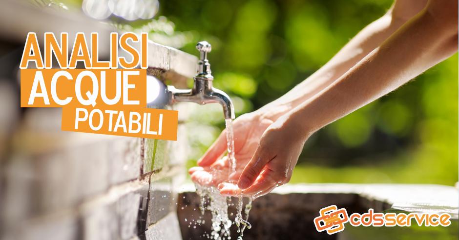 Laboratorio per l'analisi dell'acqua potabile - CDS Service